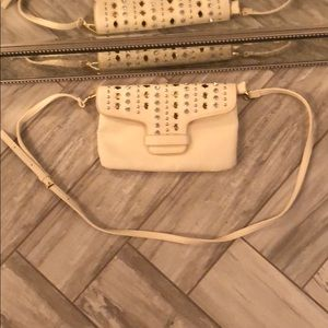 Handbags - White Bling Purse